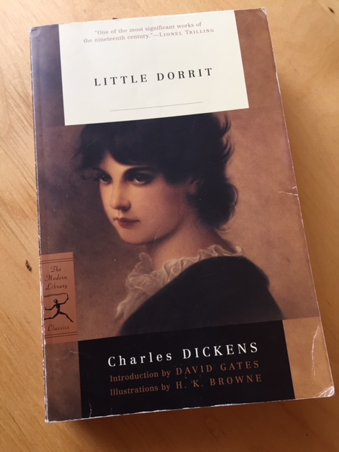 Little Dorrit is on my Reading Challenge 2018 List!