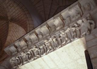 Details Cathedral Santa Maria le Menor Santo Domingo sm