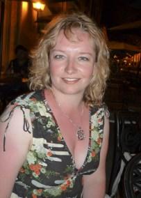 Me, with a nice burn, enjoying Santo Domingo's nightlife