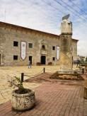 The Sundial in Santo Domingo