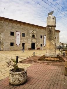 The Sundial in Santo Domingo ST