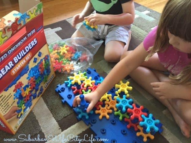 Educational toys Gears