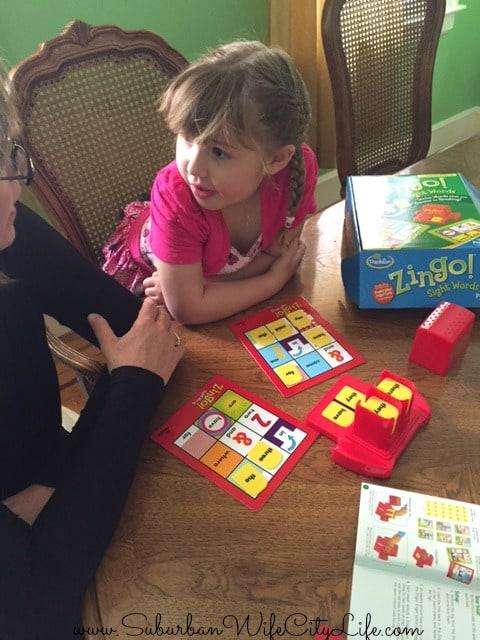 Educational games Zingo