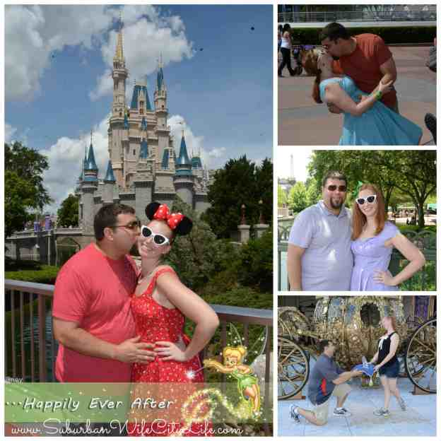 Memory Maker Disney couples
