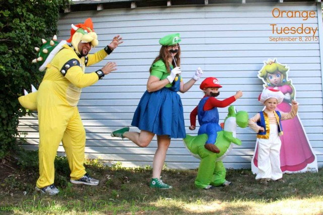 Super Mario family : mario brothers family costumes  - Germanpascual.Com
