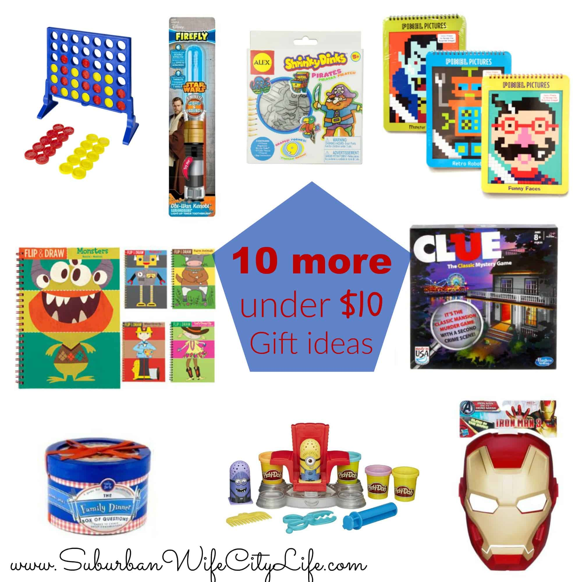 Toys For Under 1 : More under gift ideas suburban wife city life