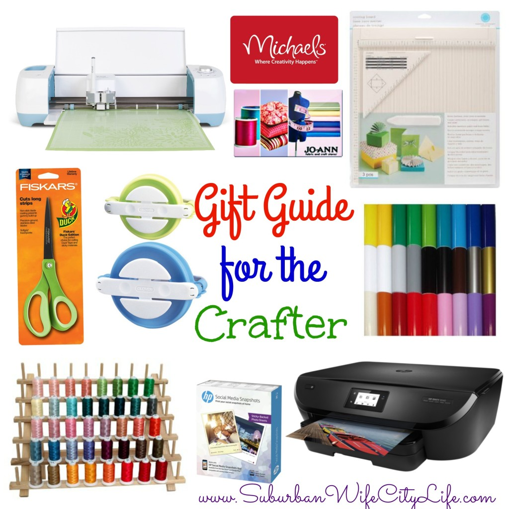 Gift Guide for the Crafter