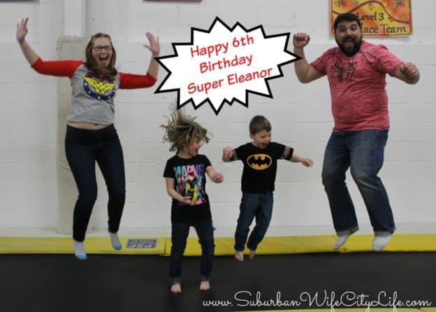 Happy 6th Super Eleanor