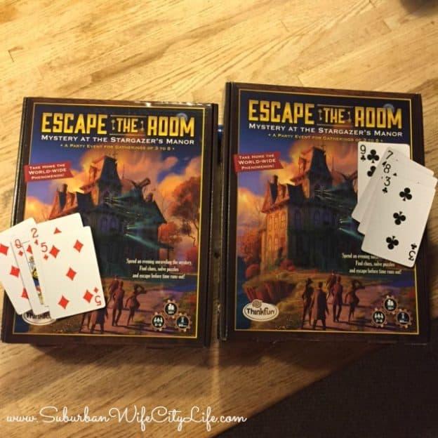 Escape the Room Game Teams