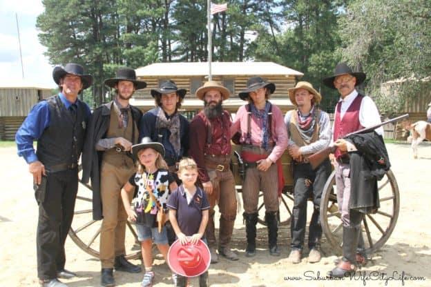 Frontier Town Locals