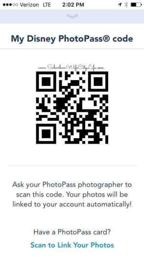 Photo Pass Code as Phone Wallpaper