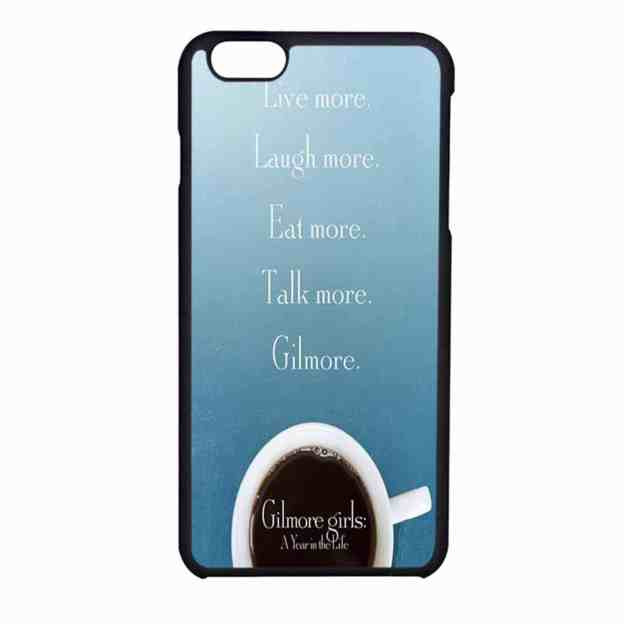 Gilmore A year in the life cell phone case