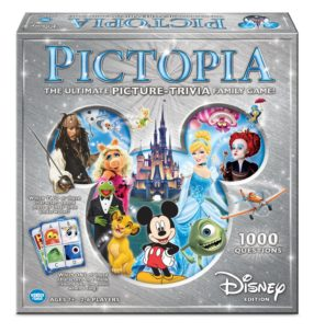 Pictopia Disney Game