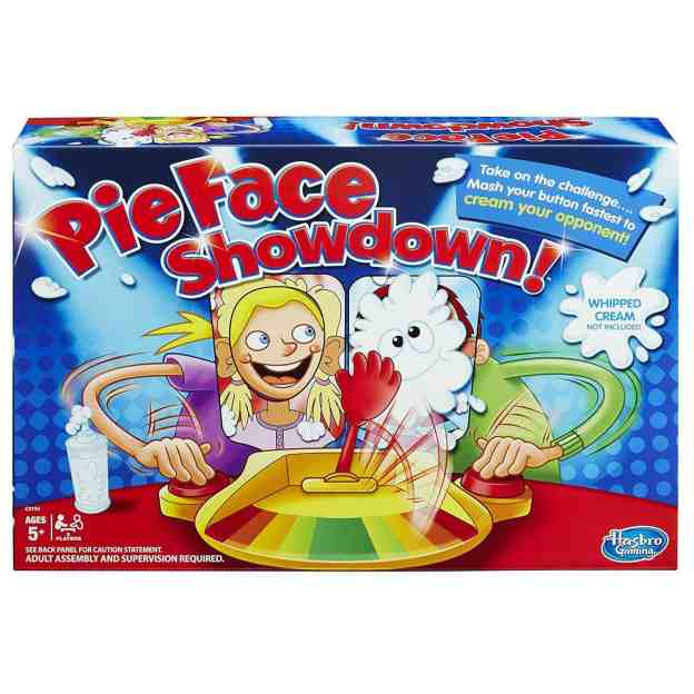 Pie Face Showdown Family Fun Games