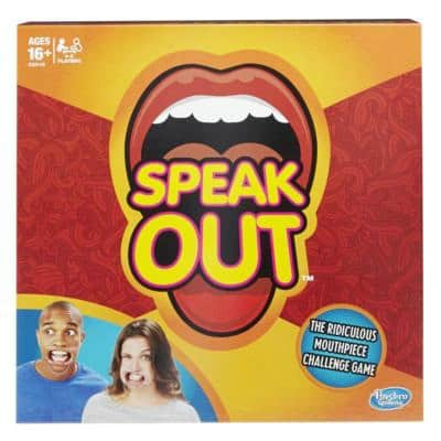 Speak Out Family Fun Game