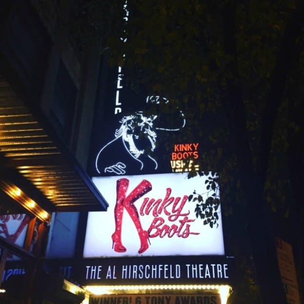 Kinky Boots on Broadway will Dazzle