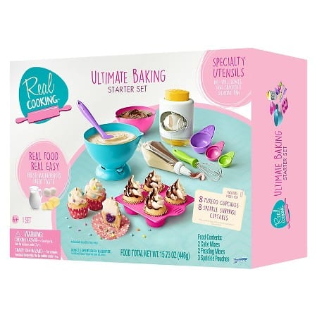 Real Cooking Ultimate Baking Kit