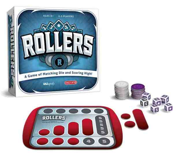 Rollers USAopoly