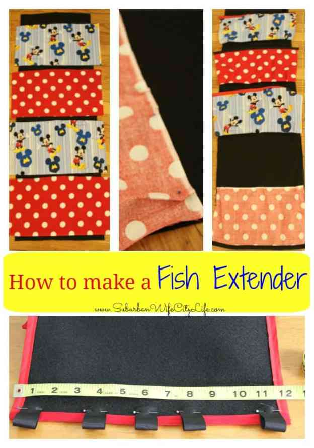 How to make a Fish Extender