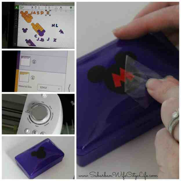 Fish Extender Gift Travel Treasure Steps with Cricut