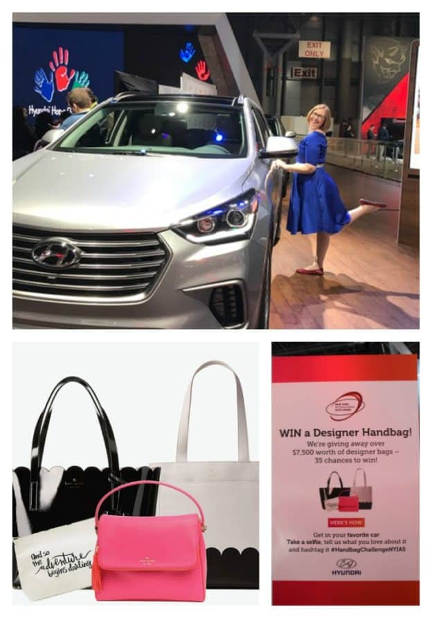 #HandbagChallenge Hyundia 2017