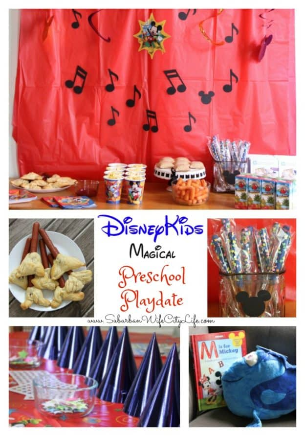 DisneyKids Magical Preschool Playdate 2017 #DisneyKids