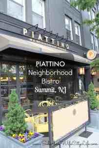 Piattino: Neighborhood Bistro in Summit, NJ