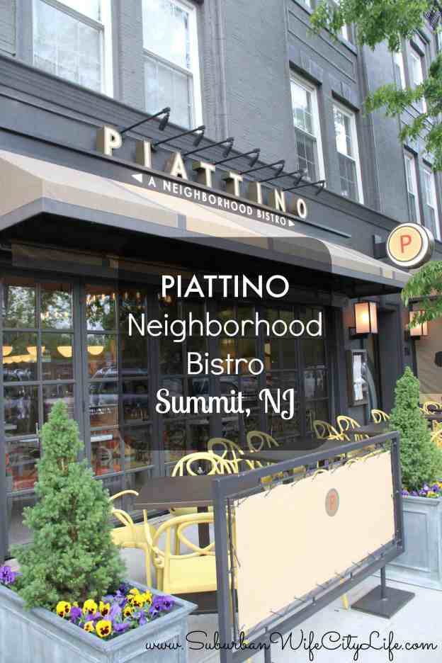 Piattino Neighborhood Bistro Summit, NJ