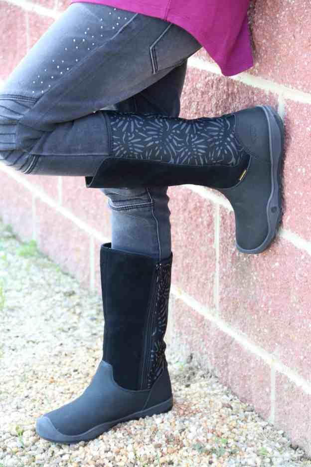 Keen Moxie Tall Waterproof Boots