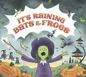 It's Raining Bats and frogs