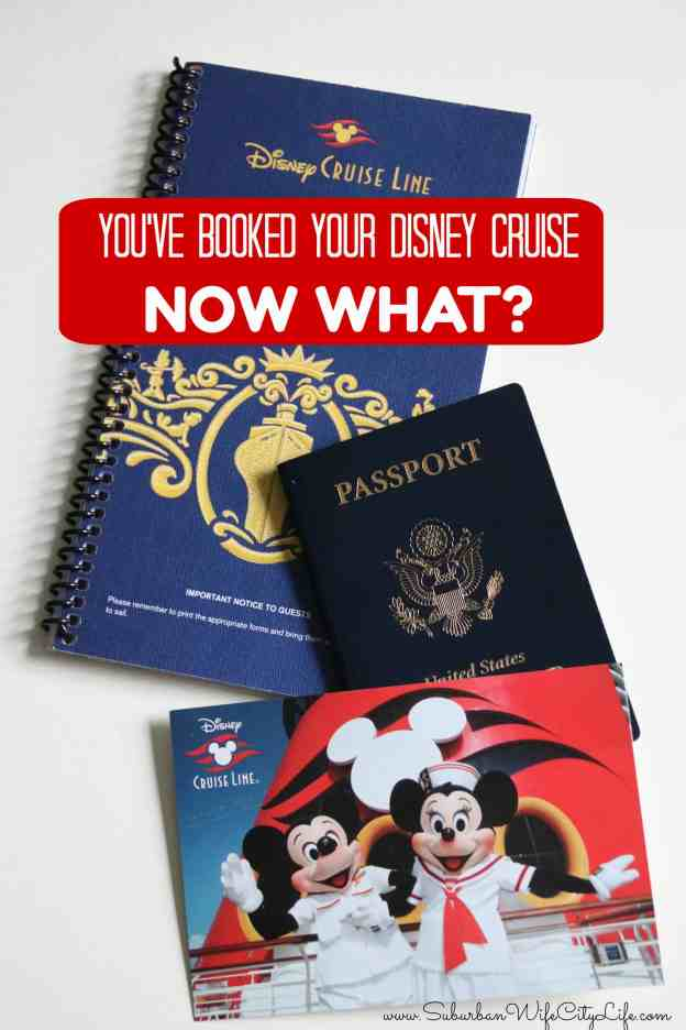 You've booked your Disney Cruise Now What Tips for planning your Disney Cruise