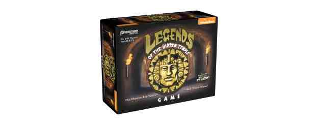 Legends of the Hidden Temple Game