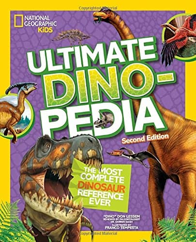 Ultimate Dinopedia