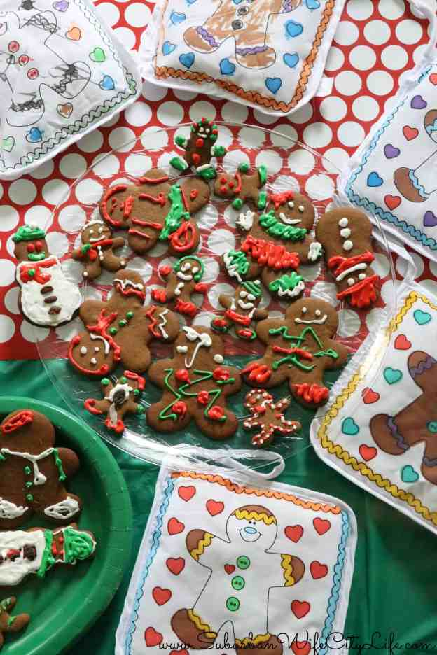 Gingerbread Party Activities