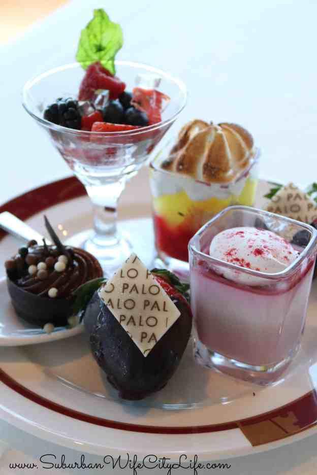 Brunch Palo Desserts