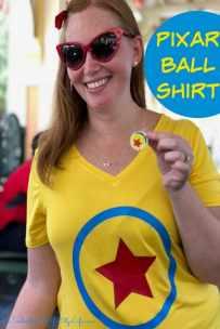Pixar Ball Shirt