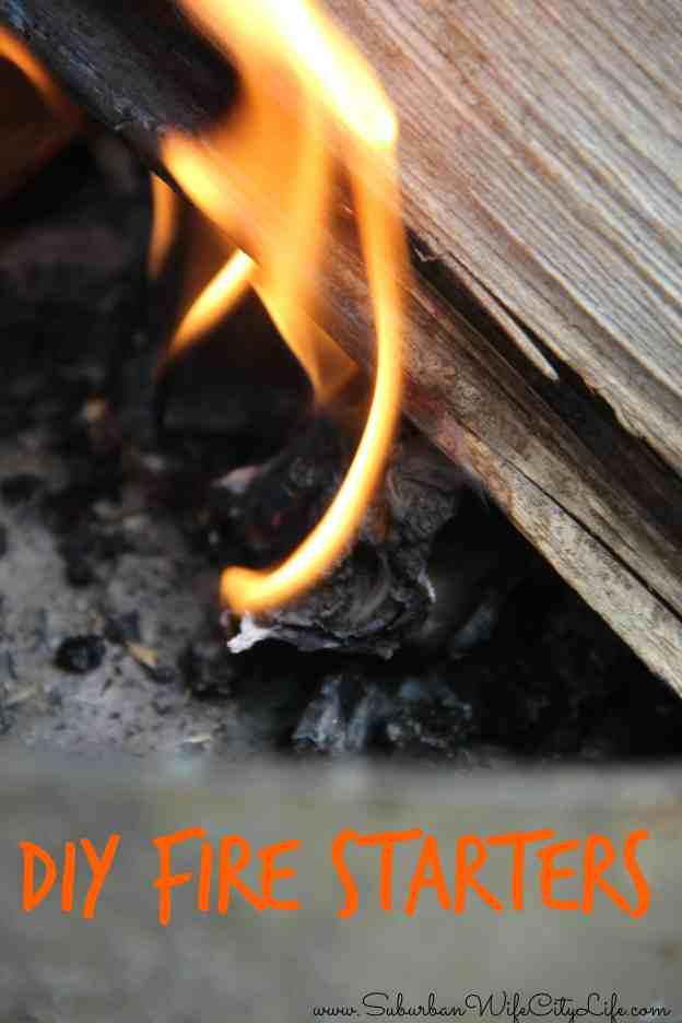 Fire Starters DIY