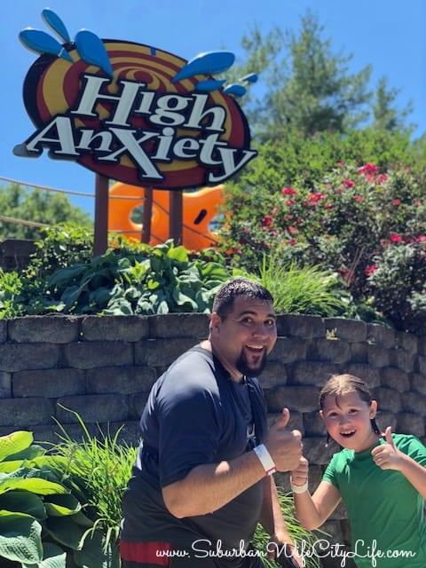 Mountain Creek Waterpark High Anxiety