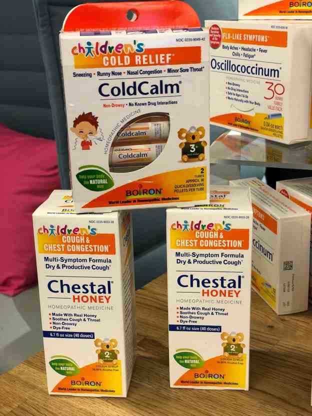 Boiron Children's cold relief ColdCalm