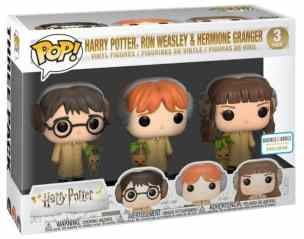 Pop Harry Potter 3pk B&N