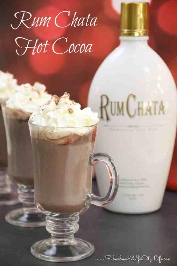 Rum Chata Hot Cocoa