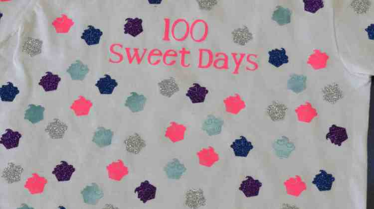 100 Sweet Days Shirt