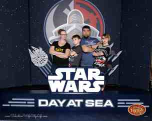 Star Wars Day at Sea DCL