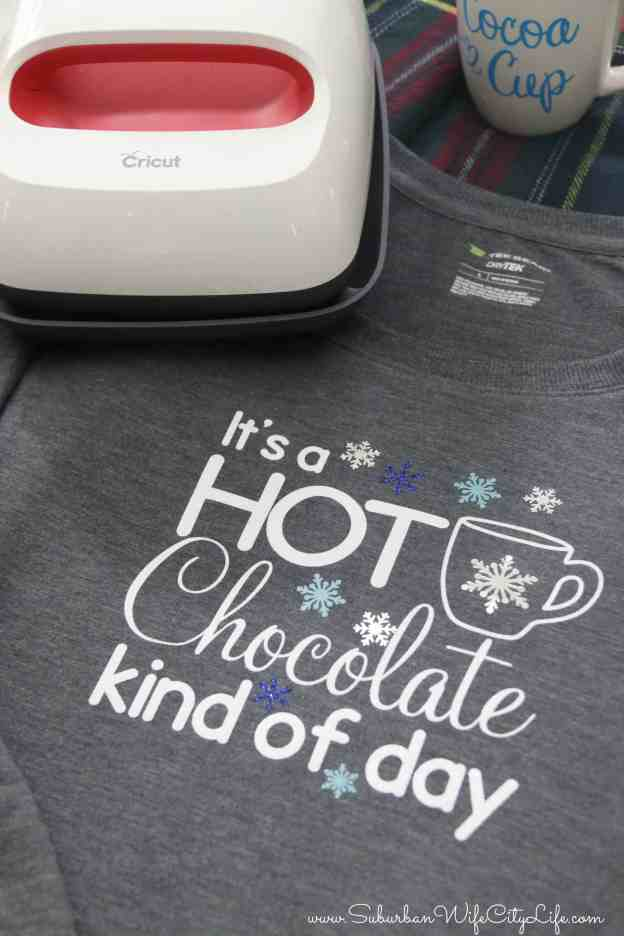 How to use different types of Cricut Iron on vinyl on the same shirt