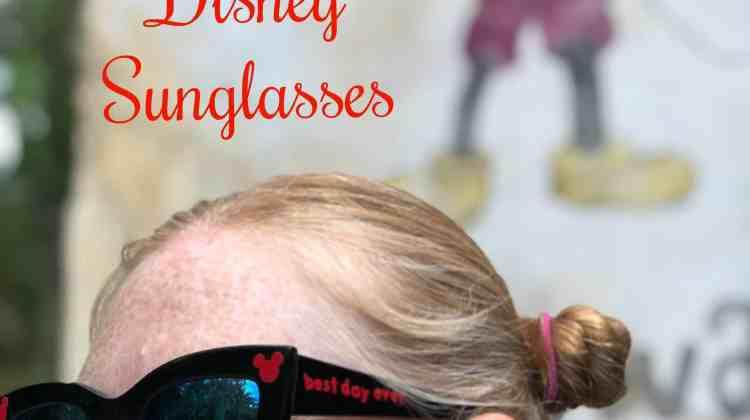DIY Disney Sunglasses