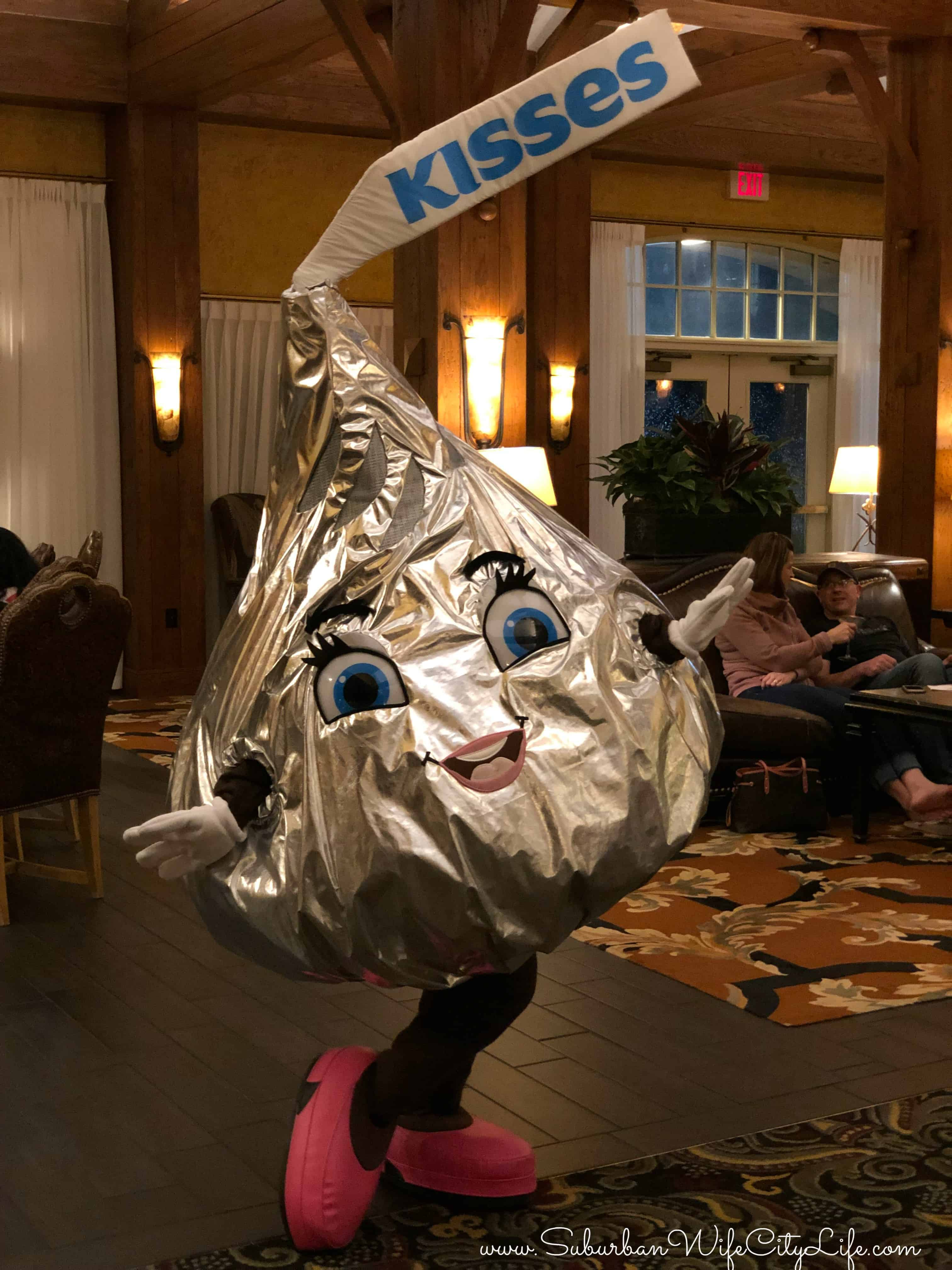 Hershey Lodge Character Meet and Greets