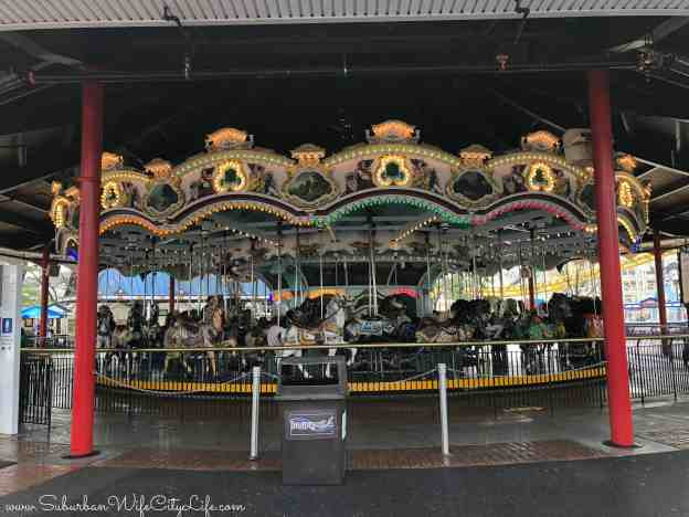 Hersheypark's Carrousel