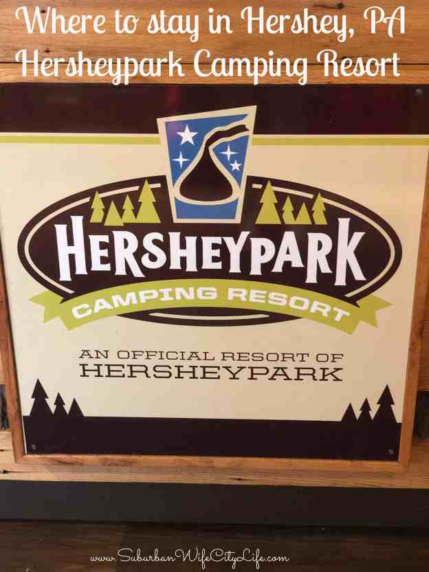 Where to stay in Hershey, PA Hersheypark Camping Resort