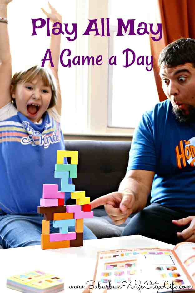 Play All May A Game a Day