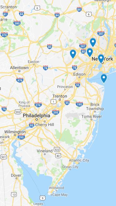 New Jersey Junior Ranger Programs